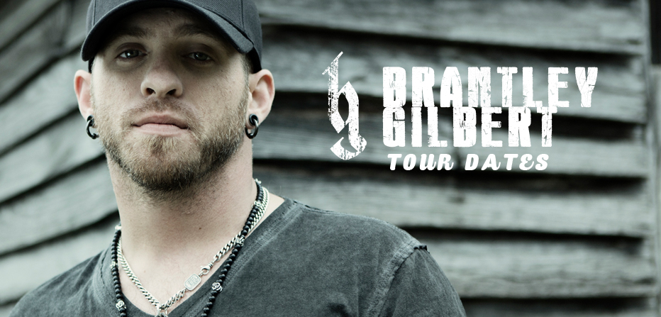 Brantley Gilbert Tour